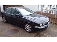 bargain jaguar xtype (SWAP)