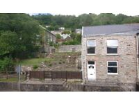 Semi-detached Welsh stone cottage project close to Brecon Beacons National Park
