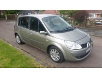2007 (57) Renault Scenic 1.6 Petrol ONLY 70k Miles, HPI Clear, 1 year MOT, Service History
