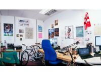 Studio 96 / Creative Office Space / Hackney / East London / E8 / Hackney Downs Studios