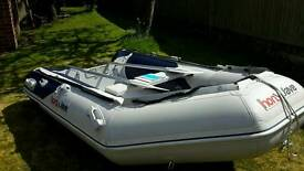 Honwave T27-1E2 Tender/Dinghy 2.67mtr Air V hull