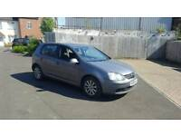 Diesel 2008 Volkswagen Golf 105 bhp 5 doors with 11 months mot , very good condition, px welcome
