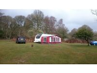 Full caravan awning dorema size 16 must go