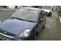 ford fiesta ghia full leather every extra