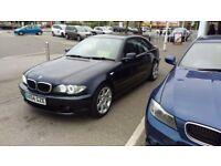 bmw e46 320 CD 2004