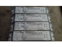 Orbik light inverter ballast