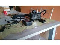 Nikon d70 with 30-70mm lens