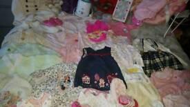 LARGE BABY GIRL BUNDLE!!!!!!