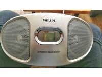 Cd radio Philips AZ102B/05 Portable CD Player with AM/FM Radio