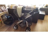 Silvercross complete travel system - IMMACULATE CONDITION