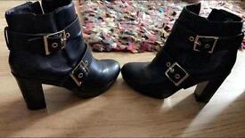 Ladies River Island boots size 6