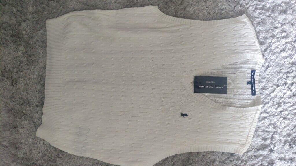 buy enjoy discount price replicas Polo Ralph Lauren sleeveless jumper   in Chatham, Kent   Gumtree