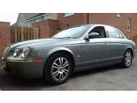 Jaguar s type 2.7 twin turbo diesel