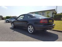 VERY LOW MILEAGE. 58K. Clean example Volvo C70. 2.4L Turbo Petrol 190BHP. Full service history