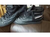 Diesel mens shoes size UK 9.5
