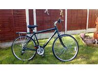 Adult. Alloy Viking Hawkshead. Hybrid/trekking bike. Serviced ready to ride.