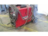 Lincoln Electric MIG welder 3 phase