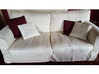 3 piece suite 3 seater sofa, 2 seater sofa and armchair