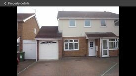3 bed semi-detached house in Leicester Forest East