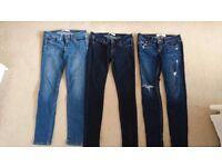 Women's Hollister jeans size 1s