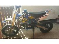 Kxf 125 pit bike