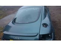 Audi tt 225 mk1 2002 coupe, breaking full car