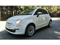 **LOW MILEAGE** 2009 FIAT 500 1.3 MULTI-JET POP 3 DOOR HATCHBACK **12 MONTHS MOT+£20 ROAD TAX**