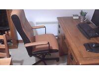 Desk chair Swivel chair MILLBERGET