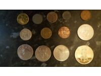 for sale my coins collection