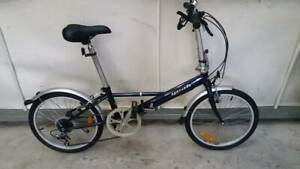 Folding Bicycle Riddells Creek Macedon Ranges Preview