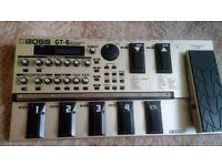 Boss GT-6 guitar effects processor