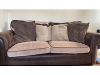 2and 3 seater sofa