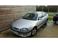 Toyota Avensis CDX 1.8l Great Runner!