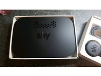 Brand new Sky Q wifi router