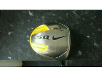 NIKE SQ DRIVER WITH SK FIBER SHAFT