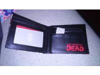 Walking dead men wallet