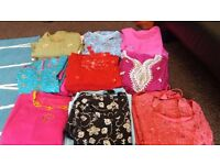 Ladies shalwar kameez suits small size