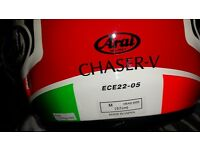 Ducati Aria crash helmet