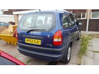 11months mot few dents/ scratches full exhuast replaced 12months ago good 7 seater