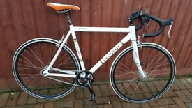Peugeot Premiere single speed bicycle (55cm). Made in France in excellent condition
