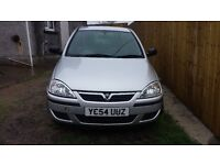 Vauxhall CORSA 1.0 Twin port 2004 (spare/repairs)