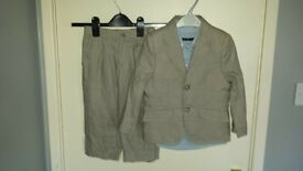 Boys 3 piece Suit age 3-4 years