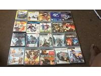 20 ps3 games give your price