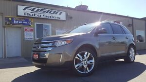 2013 Ford Edge Limited-DVD-NAV-ROOF-LEATHER-BACK UP CAMERA