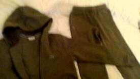 Lacoste sports tracksuit