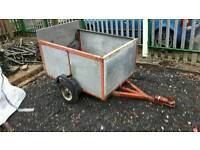 Small trailer ideal for camping kids quad etc