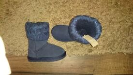 Baby infant size 3 Next boots