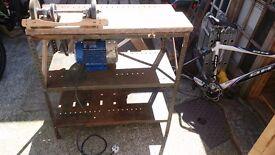 240v polishing/buffing machine