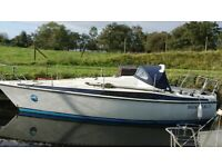 MAXI 84 28' CRUISING YACHT WITH ALMOST NEW VOLVO 20HP DIESEL ! £11250