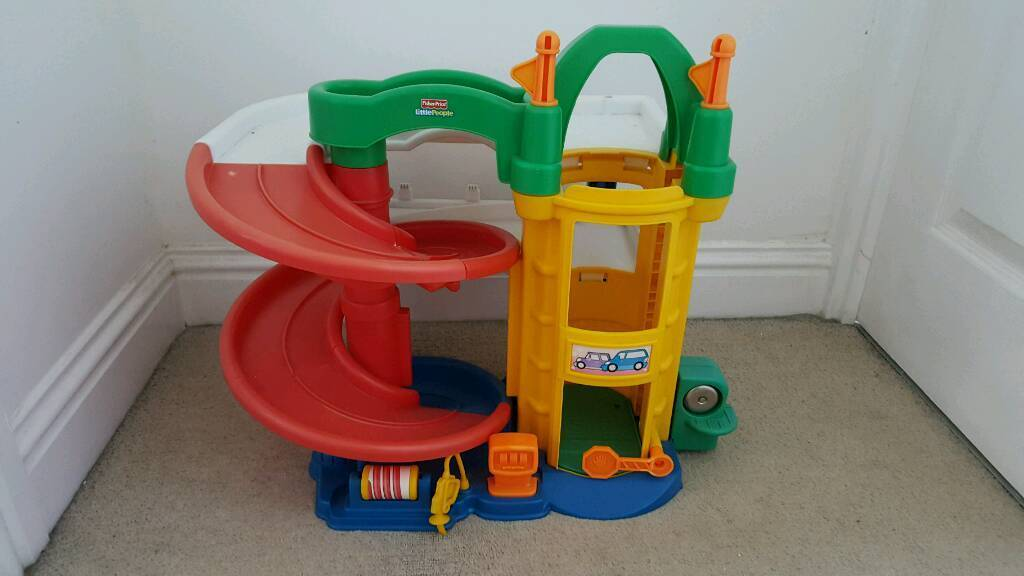 Fisher price little people garagein Newton Aycliffe, County DurhamGumtree - Fisher price garage. Garage only for sale. Buyer to collect